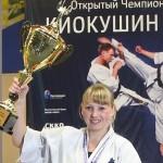 Чемпионка России 2013 среди женщин