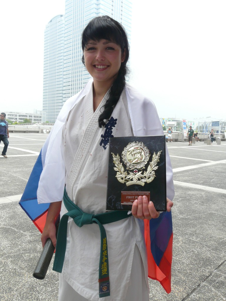 Первенство Мира 2009 - 1 место