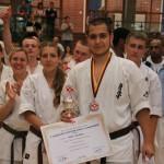 Серебряный призер Первенства Европы 2013