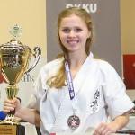 Серебряный призер Первенства России 2013